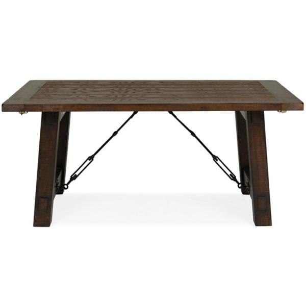 Gettysburg Trestle Table