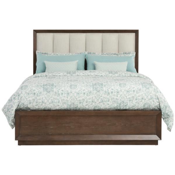 Zuma Beach Queen Upholstered Bed