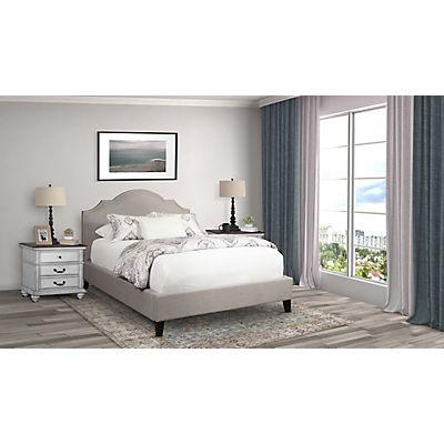 Charlotte Upholstered Falstaf Queen Bed
