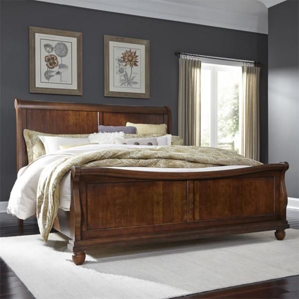Richmond King Sleigh Bed