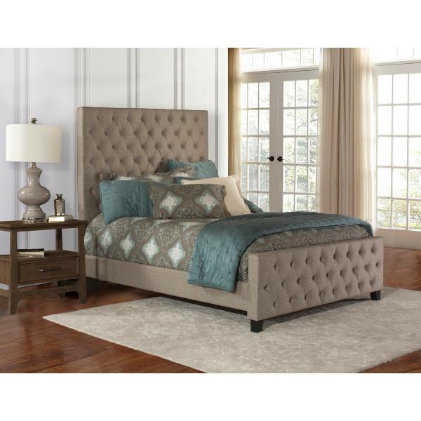 Savannah Upholstered Bed