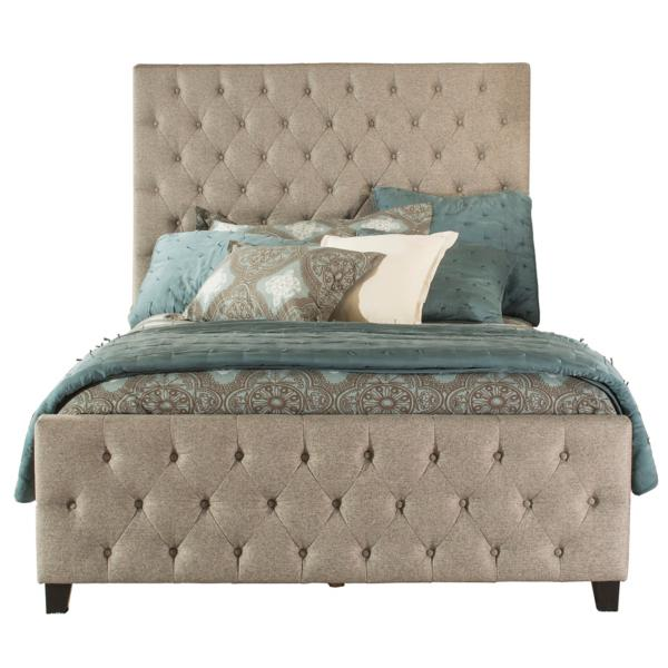 Savannah Queen Upholstered Bed