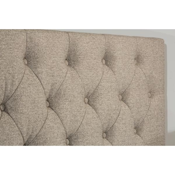 Savannah King Upholstered Bed