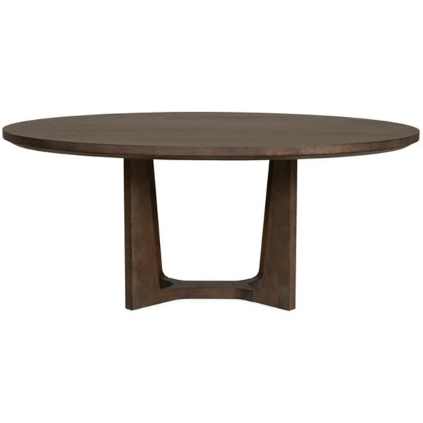 Zuma Beach Oval Dining Table