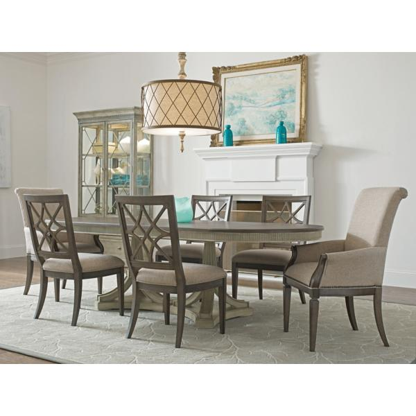 Savona Frederick Oval Dining Table
