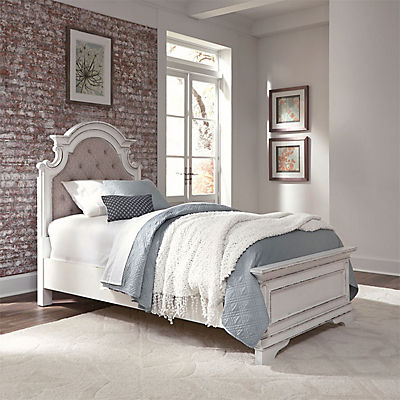 Magnolia Manor Twin Panel Bed