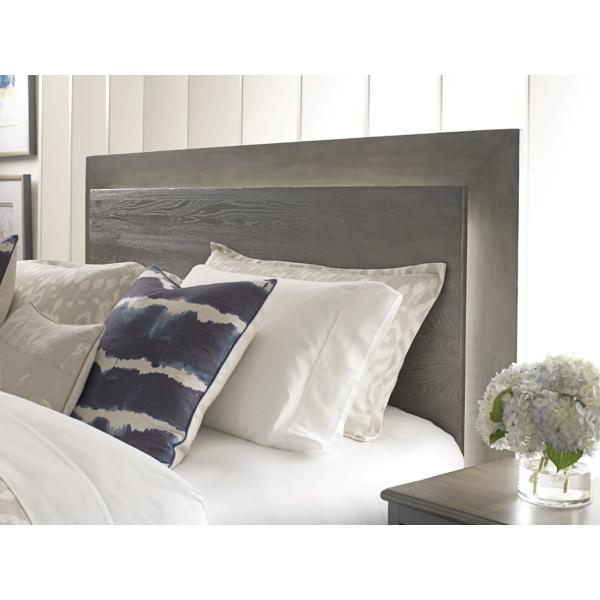 Cascade Kline Queen Panel Bed With Wall Panels
