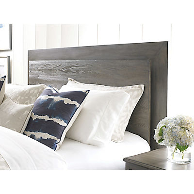 Cascade Kline King Panel Bed With Wall Panels