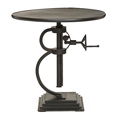 Zuma 30 Round Adjustable Height Table