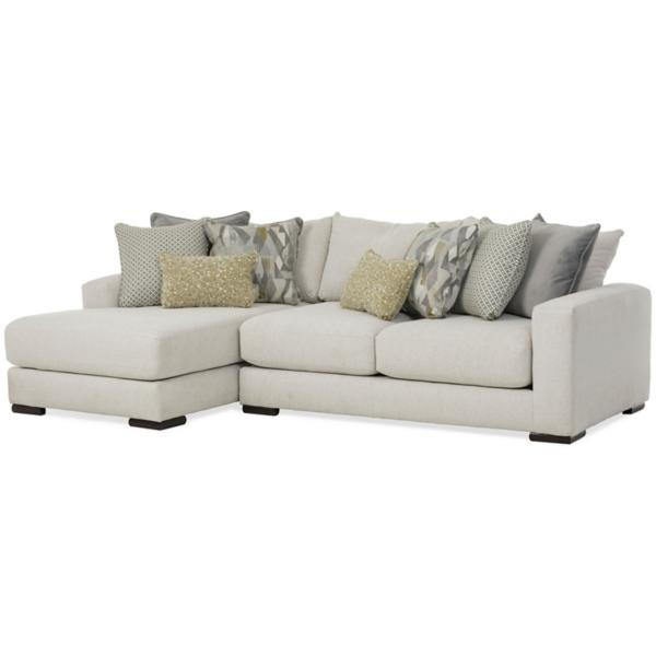 Charlie 2 Piece Sofa Chaise Sectional (LAF)