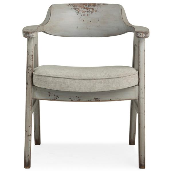 Wagner Grey Frame Side Chair With Grey Seat