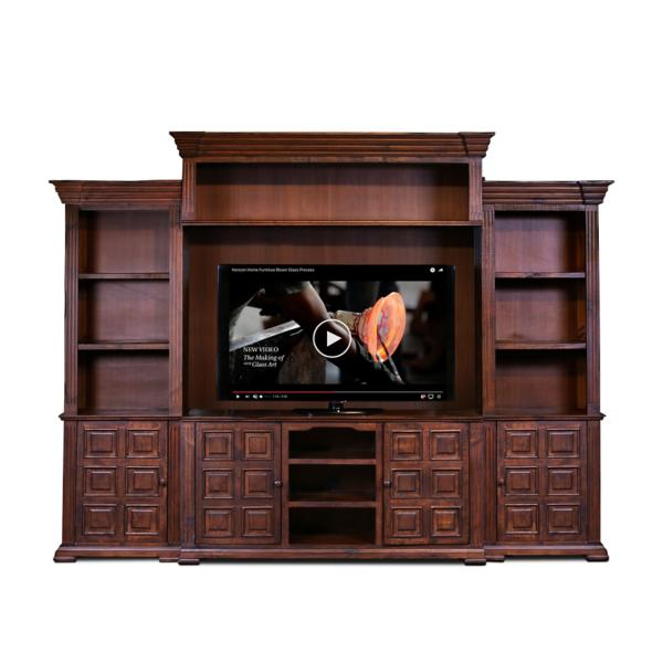 Marquis Entertainment Wall- Whiskey Brown