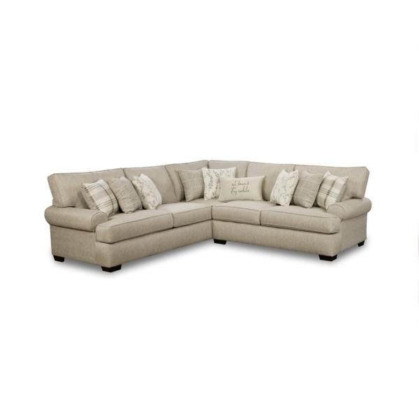 Chelsea 2 Piece Sectional - RAF