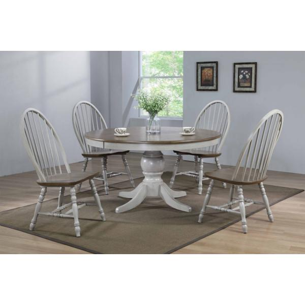 Jackson 54-inch Round Dining Table