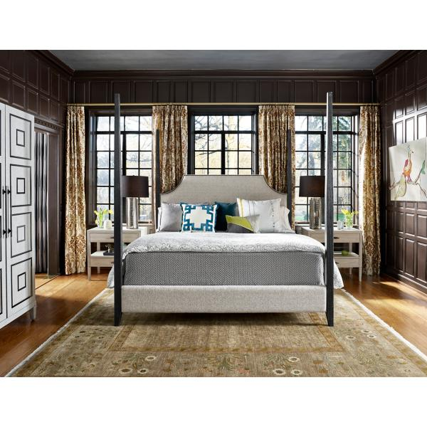 Midtown King Poster Bed