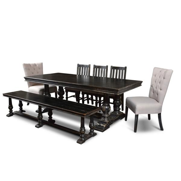 Monaco Rectangular Dining Table