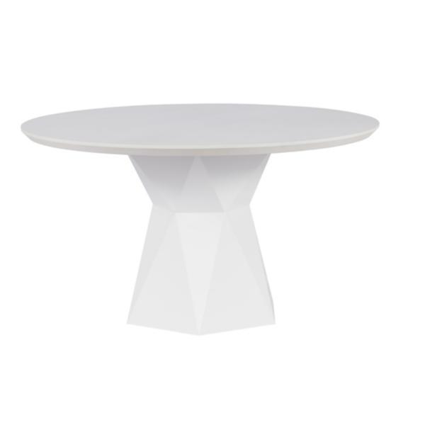 Miranda Kerr Geranium 54 Inch Round Table