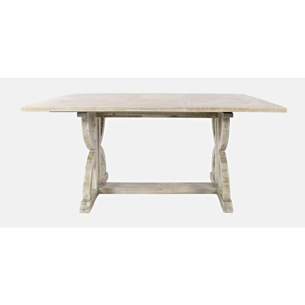 Fairview 42 x 60 Counter Height Table - ASH