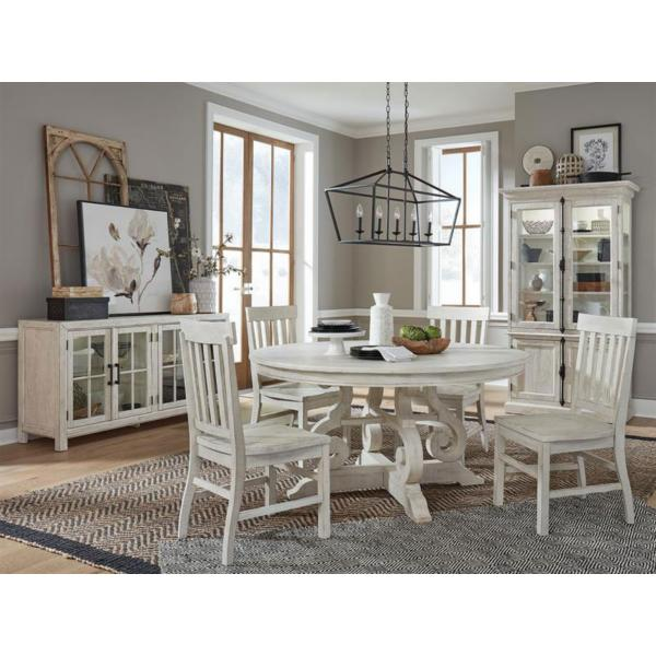 Treble III 48-inch Round Dining Table