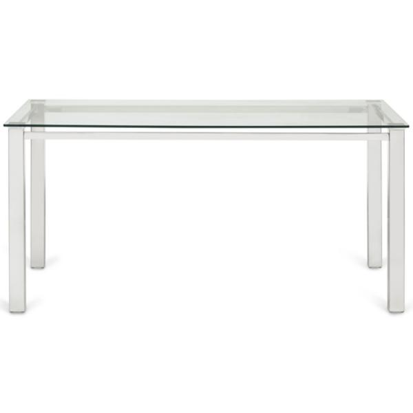 Skyline Glass Dining Table