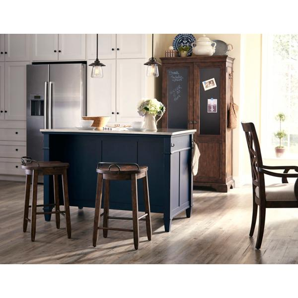 Trisha Yearwood - Miss Yearwood Kitchen Island - BLUE