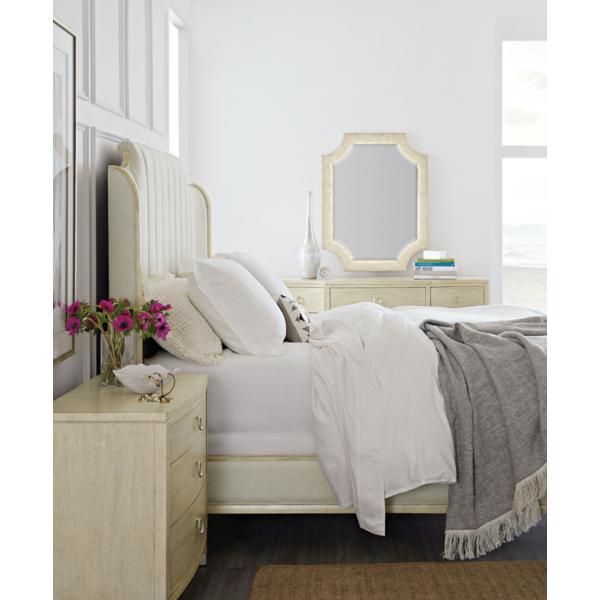 Newport Miranda King Upholstered Bed