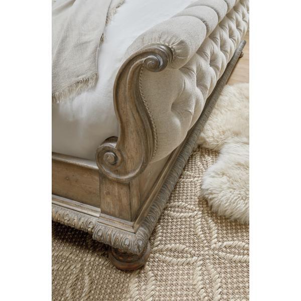Castella King Upholstered Bed