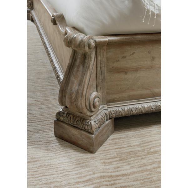 Castella King Panel Bed
