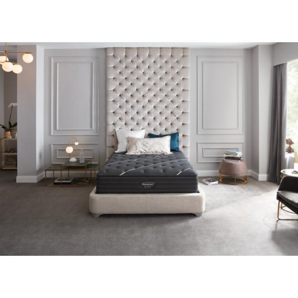 Beautyrest Black K Class Medium Full Mattress W/R400 Adjustable Base Full