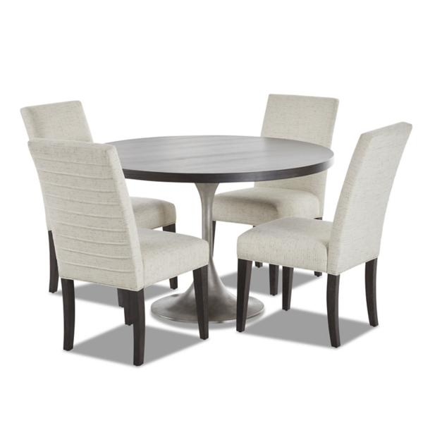 Trisha Yearwood City Limits Round Dining Table