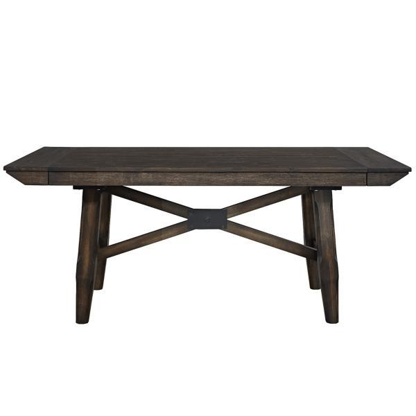 Double Bridge Dining Table