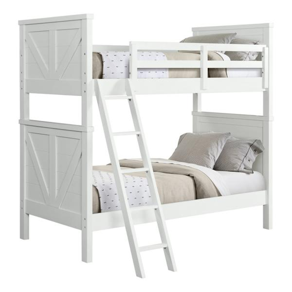 Tahoe Twin Over Twin Bunk Bed