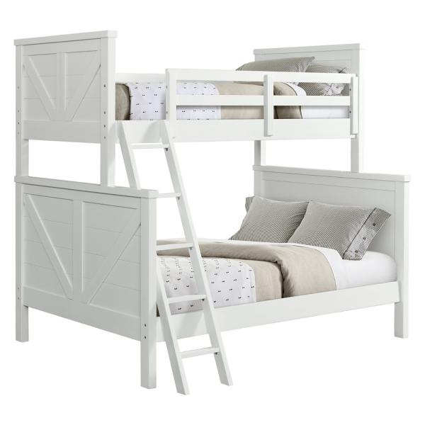 Tahoe Twin Over Full Bunk Bed