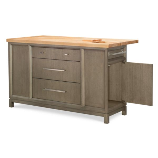 Rachael Ray Home - Highline Kitchen Island