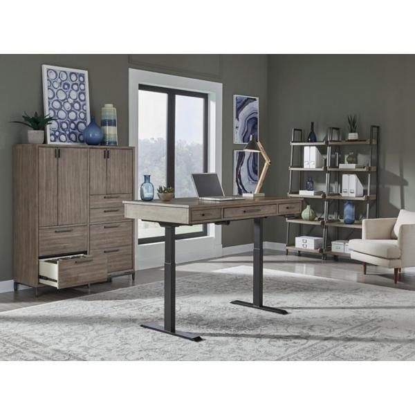 Trellis Lift Top Desk