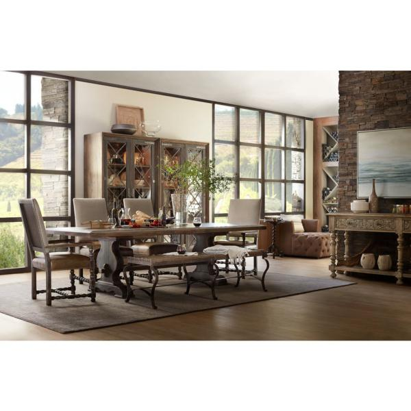 Hill Country Trestle Dining Table