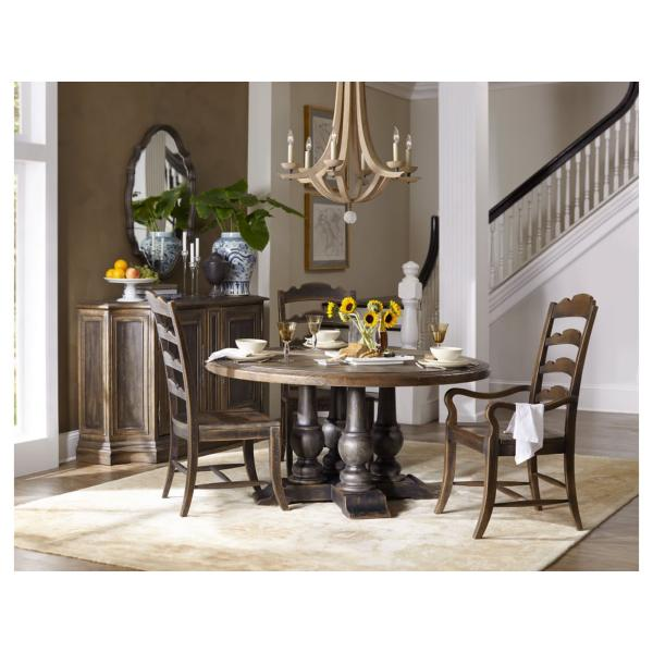 Hill Country 60 inch Round Table