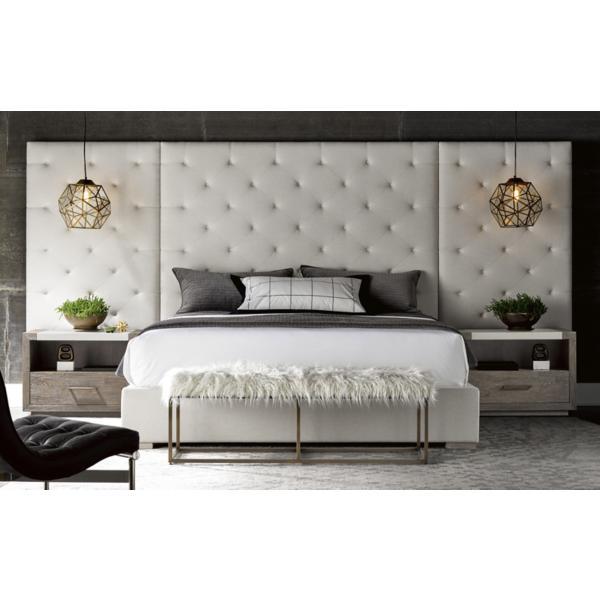 Modern-Charcoal King Brando Wall Bed