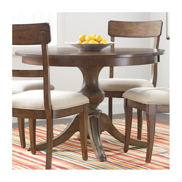 The Nook Maple 44inch Round Table