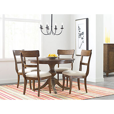 The Nook Maple 54inch Round Table