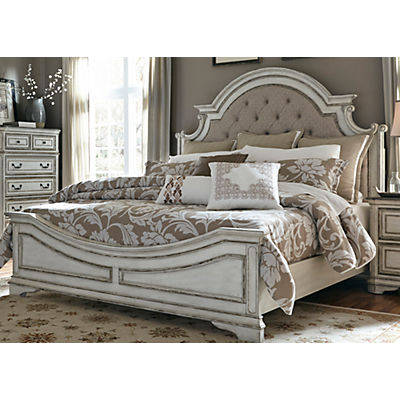 Liberty Magnolia Manor Upholstered Bed