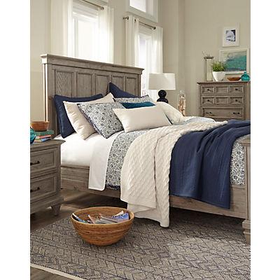 Legend Queen Panel Bed