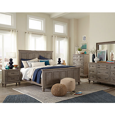 Legend Panel Bed