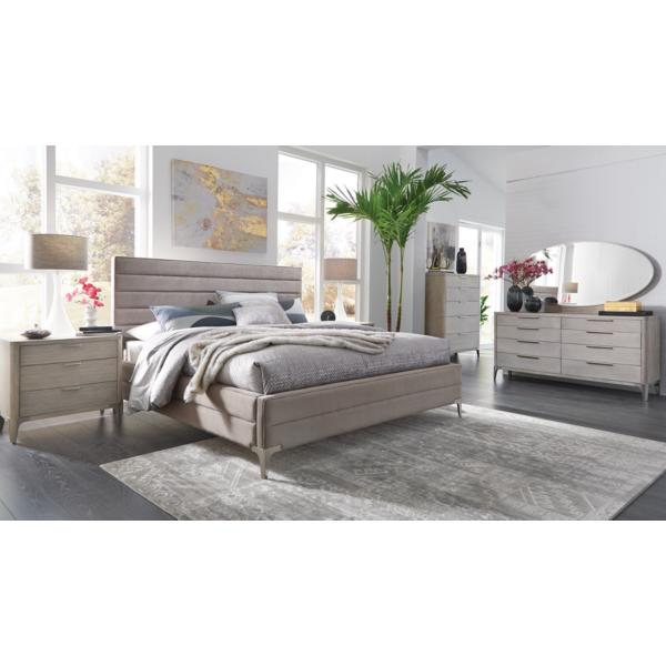Sarah Upholstered Bed