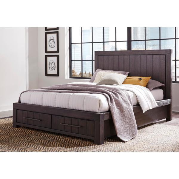 Harrison Panel Storage Bed