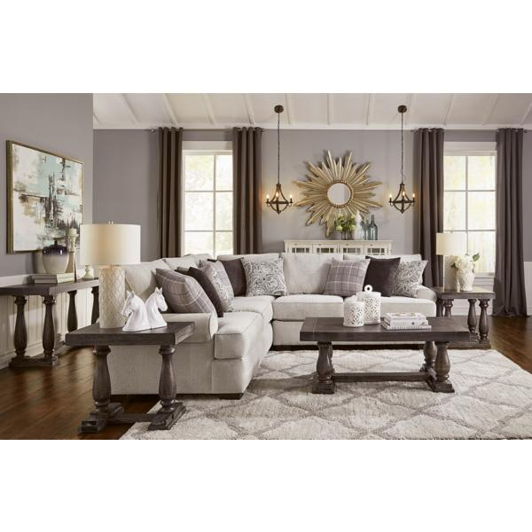 Belle 2-Piece Sectional (RAF)