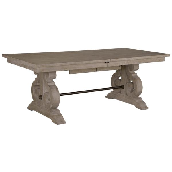 Treble Rectangular Dining Table