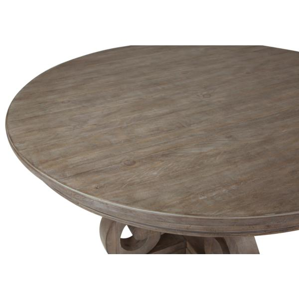 Treble 48inch Round Dining Table