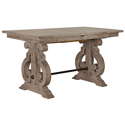 Treble Rectangular Counter Height Dining Table