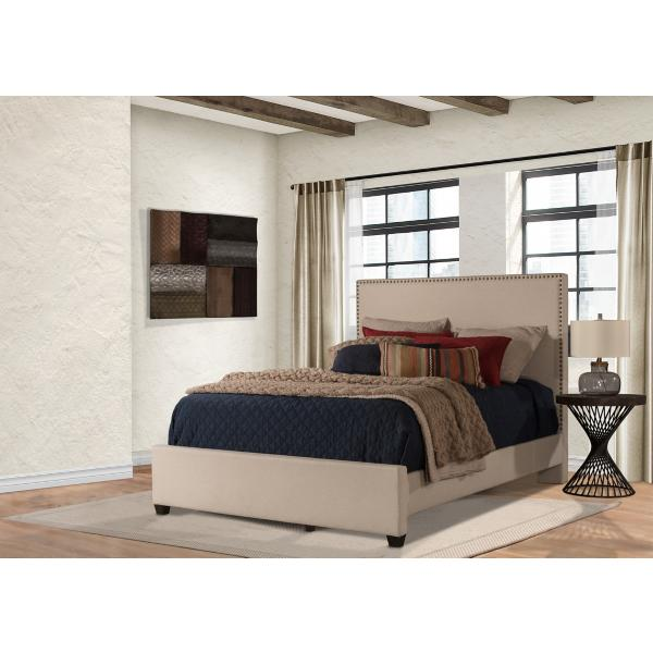 Hailey Upholstered Bed